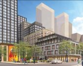 Residential high-rise with school could replace 2 blocks in Downtown Jersey City